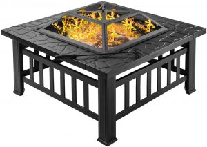 Bonnlo Outdoor Fire Pit.