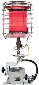 Dura Heat Propane 360-Degree Tank Top Heater.