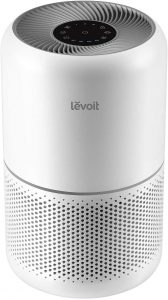 LEVOIT Air Purifier for Home Allergies Pets Hair Smokers in Bedroom.