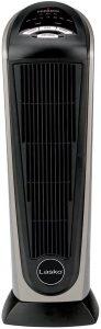 Lasko 751320 Ceramic Tower Space Heater with Remote Control.
