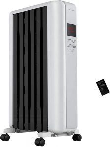PELONIS Portable Space Heater in Steel Cover.