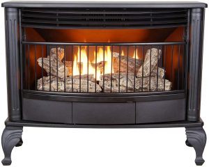 ProCom Ventless Stove-25,000 BTU.