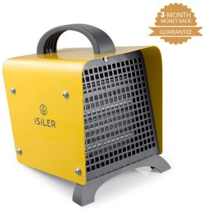 ISILER Space Heater.