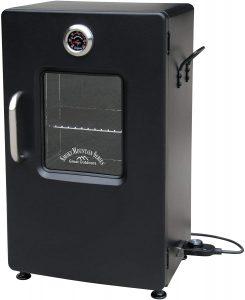 LANDMANN Smoky Mountain 26-Inch Electric Smoker.