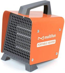 MultiFun 1500W Portable Ceramic Space Heater.