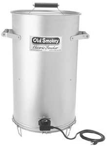 Old Smokey Electric Smoker.