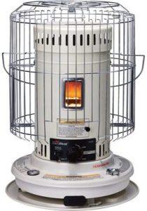 Best Kerosene Heaters of 2020 Reviewed: Sengoku KeroHeat Portable Herosene Heater.
