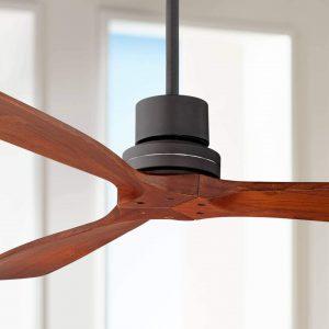 """52"""" Casa Delta-Wing Modern Outdoor Ceiling Fan."""