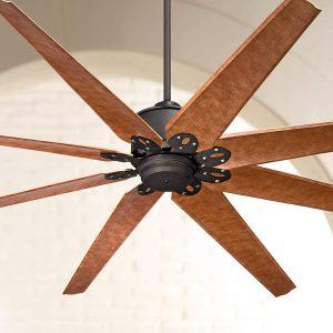 """72"""" Predator Outdoor Ceiling Fan."""