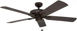 Honeywell Belmar 52-Inch Indoor/Outdoor Ceiling Fan.