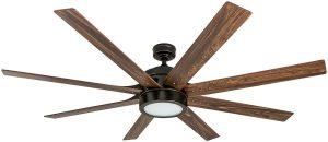 Honeywell Ceiling Fans 50609-01 Xerxes Ceiling Fan.
