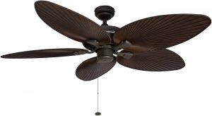 Honeywell Palm Island 52-Inch Tropical Ceiling Fan.