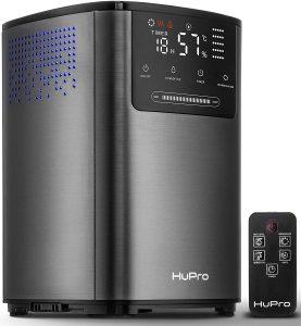 Hupro Premium Ultrasonic Cool & Warm Mist Humidifier.
