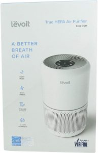 Best Air Purifier For Pets: LEVOIT.