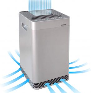 NuWave OXYPURE Large Area Smart Air Purifier.