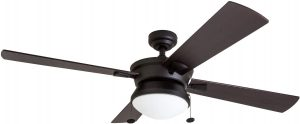 Prominence Home 50345-01 Auletta Outdoor Ceiling Fan.