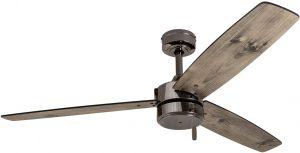 Prominence Home 51024 Indoor/Outdoor Journal Ceiling Fan.