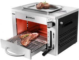 Camplux Propane Infrared Steak Grill.