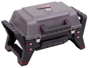 Char-Broil Grill2Go X200 Portable TRU-Infrared Liquid Propane Gas Grill.