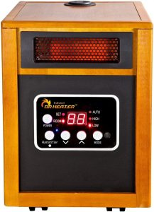 Dr. Infrared Heater Portable Space Heater.
