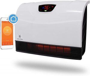 Best Infrared Space Heater: HeatStorm Pheonix.