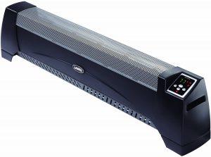 Lasko 5624 Low Profile Room Space Heater.