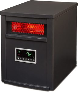 Life Smart 6 Element Infrared Heater.
