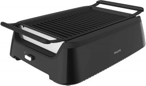 Philips Kitchen Appliances HD6371/94 Philips Smoke-less Indoor BBQ Grill.