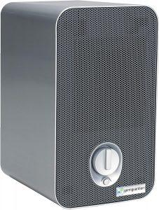 Germ Guardian HEPA Filter Air Purifier with UV Light Sanitizer.