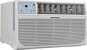 Keystone KSTAT10-1C 10000 BTU 115V Through-The-Wall Air Conditioner.