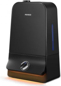 Miroco Cool Mist Humidifier.
