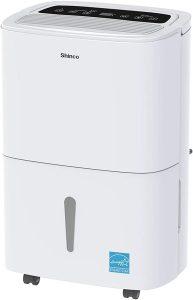 Shinco 5,000 Sq.Ft 70 Pint Energy Star Dehumidifier with Pump.