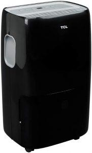 TCL 50 Pint (4,500 sq. ft.) Portable Dehumidifier w/Pump.