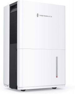 TaoTronics Dehumidifier 50 Pints, 4500 Sq. Ft Energy Star Dehumidifier with Pump.