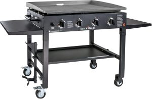 Best flat-top grill: Blackstone.
