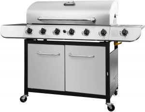 Royal Gourmet SG6002 Cabinet Propane Gas Grill.