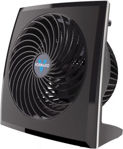 Vornado 573 Small Flat Panel Air Circulator Fan.