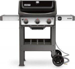 Best gas grill: Weber Spirit II.